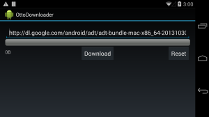 OttoDownloader Screenshot